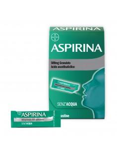 ASPIRINA 500 MG GRANULATO