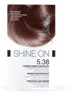 BIONIKE SHINE ON 5,38 CASTANO CHIARO CIOCCOLATO 125 ML