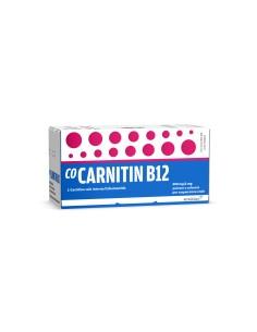 COCARNITIN B12 500 MG/2 MG POLVERE E SOLVENTE PER SOSPENSIONE ORALE