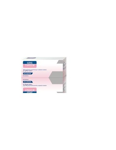 Ginetantum Soluzione Vaginale 5 Flaconi 140ml