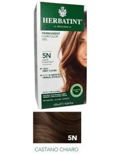 Herbatint ® Colorante Naturale per Capelli Kit (*) 135 ml - COLORE 5N castano chiaro